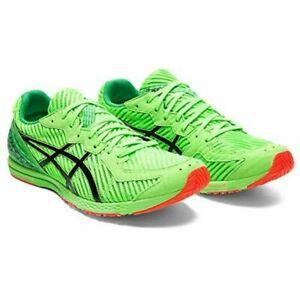 ASICS Running Marathon Shoes SORTIEMAGIC RP 5 1093A091 Green US11 28.5cm
