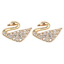Swarovski Swan Mini Pierced Earrings 5144289