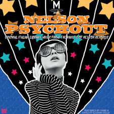Marc 4 - Nelson Psychout: Original Italian Library Music From The Vaults [New CD