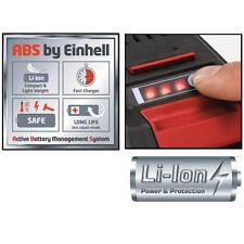 Einhell Power-X-Change 18 voltios sistema Batería iones de litio (Li-ion) 3.0 ah