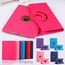 TPU 2 in 1 Swivel Rotate Case Cover Wallet iPad 2 3 4 5th 6th Air Mini Pro 9.7
