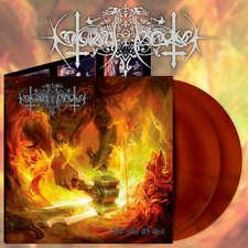 NOKTURNAL MORTUM - the voice of steel - DOUBLE GATEFOLD SWIRL VINYL LP