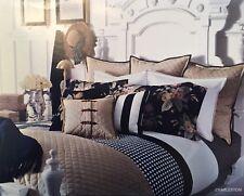 NIP ~ Ralph Lauren Charleston Wicker 3-Piece Sheet Set ~ Elegant ~  Black