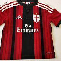 maillot de football  MILAN ac  italie   adidas foot