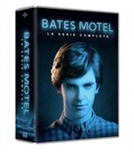 Bates Motel - Serie Completa - Stagioni 1-5 (15 DVD) - ITA ORIGINALE SIGILLATO -
