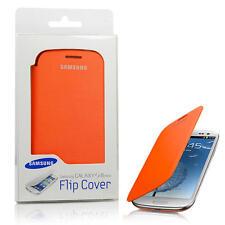 Funda flip cover Naranja SamsungGalaxySIIIMiniOriginal de Samsung