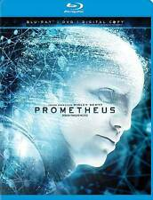 Prometheus Blu-ray/DVD, 2-Disc Set, UltraViolet; Includes Digital Copy Like-New