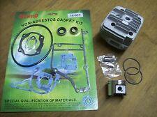 Stihl Ts400 Cylinder & Piston w/ rings Rebuild w/ Gasket Set - New Aftermarket