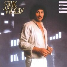"""STEVIE WOODS """"The Woman in My Life"""" new CD by Stevie Woods (2010, Wounded Bird)"""