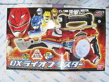 Power Ranger Tokumei Sentai Go Busters Gear 08 DX Lio Blaster Bandai Japan