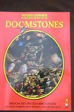 Warhammer Fantaisie Jeu de Rôles Doomstones Sang en Darkness