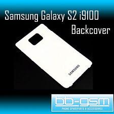 Backcover Samsung i9100 Galaxy S2 Org. Akkudeckel Deckel Battery Cover Weiß
