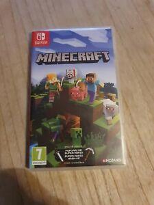 Minecraft Edición (Nintendo Switch, 2017)