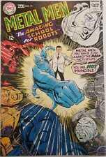METAL MEN #31 (1963) VG/F DC