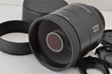 SONY 500mm F8 Reflex SAL500F80 AF Lens for Sony Minolta Alpha Mount #170916o