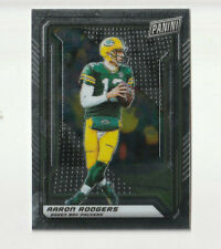 2019 AARON RODGERS PANINI GOLD PACK SILVER CARD  SP  HOT  MINT