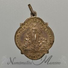 Medaglia in Argento Pio IX Roma Conio Johnson