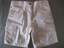 Hosen Shorts Jeans kurze Hosen Gr. 98/104 Bund verstellbar, Rosa, 4 Taschen, Top