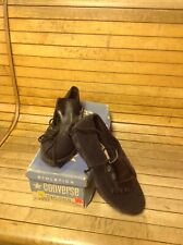 Vintage Mens Converse Chucks Black Golf Cleat Rare 60's Size 7.5