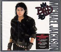 Michael Jackson 2xCD Bad 25 - Europe (M/M - Scellé / Sealed)