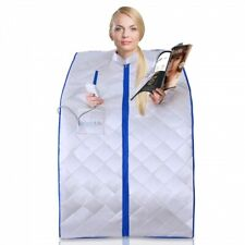 Portable Infrared Home Spa | One Person Sauna for Detox & Weight Loss with Chair