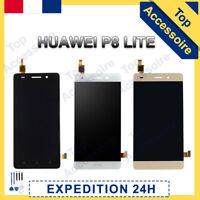VITRE TACTILE + ECRAN LCD ORIGINAL POUR HUAWEI P8 LITE 2016 NOIR / BLANC / OR