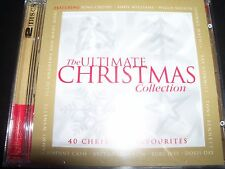 The Ultimate Christmas Collection 40 Christmas Favourites 2 CD – New