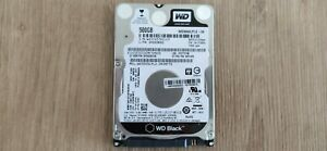 "Disque Dur WESTERN DIGITAL Black 2,5"" 500 Go SATA III WD5000LPLX 7200rpm"