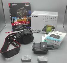 Digital Kamera Canon  EOS 600D / Gehäuse -