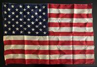 Vintage Cotton United States American Flag