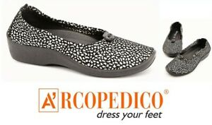 Arcopedico Shoes Portugal L14 comfort slip ons The Ultimate Travel Shoe Black