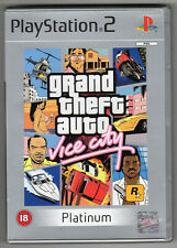 Grand Theft Auto Vice City for Playstation 2 PS2 with manual