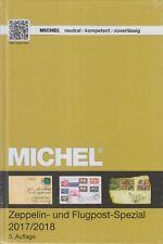 Michel - Zeppelin- und Flugpost-Spezial-Katalog 2017/2018, 3.Auflage