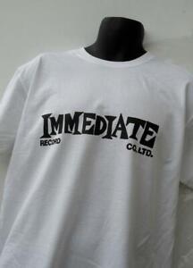 IMMEDIATE RECORDS - T-SHIRT
