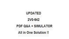 VMWARE CERTIFIED PROFESSIONAL 6 -NETWORK 2V0-642 Test Exam QA PDF&Simulator