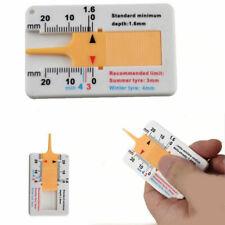 Calibro misuratore profondità battistrada gomme auto e moto leggi descrizione