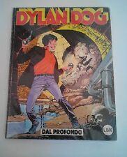 FUMETTO dylan dog n 20 dal profondo originale 1 edizione imbustato