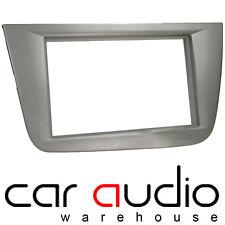 GENUINE PART Seat Altea 2004 On Car Stereo Radio Double Din Facia Fascia Panel