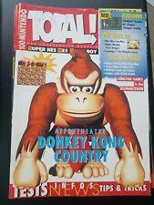 Total! Magazin Ausgabe 1/1995 Donkey Kong Nintendo