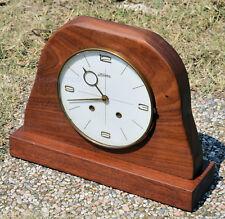 RARISSIMO orologio d'epoca in legno da arredo KAISER ripetizione ogni 30 minuti