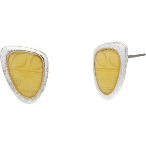 Pilgrim Skandeborg Denmark Earrings with enamel