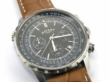 Gents Rotary GS03632/04 Military Chrono Sports Watch - 100m
