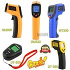8 Type Non-Contact LCD IR Laser Infrared Digital Temperature Thermometer Gun TB