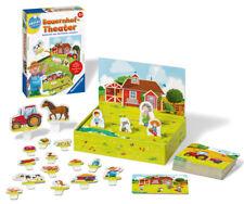 Ravensburger Kinderspiel Bauernhof-Theater
