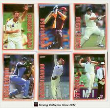 RARE!! 2002/03 Elite Sports ACB Cricket Trading Card Base Set (117) -- RARE!