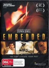 EMBEDDED - NEW & SEALED REGION 4 DVD FREE LOCAL POST