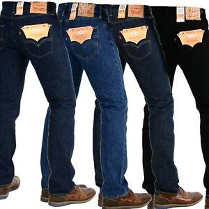 Levis® Jeans 501® Jeans-Herren Hose-viele Farben als Aauswahl - Orig & Neu