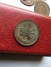 NEDERLANDSCH INDIE 1858, 2 1/2 Cent