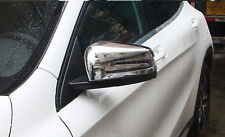 Mercedes Benz Espejo NUEVO Chrome adornos W176 W246 W117 W218 W216 W221 X204 X156