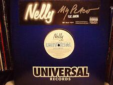 "NELLY + JAHEIM - MY PLACE (12"")  2004!!!  RARE!!!   ♫"